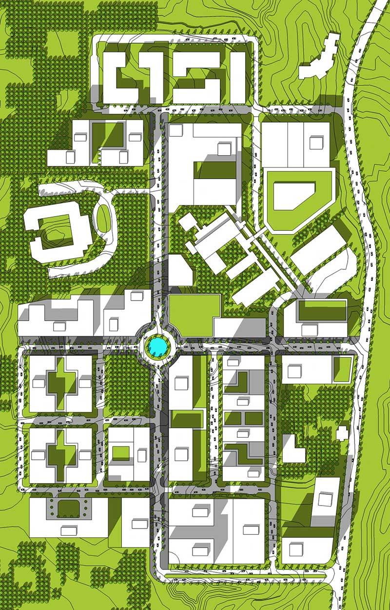 SW Atlanta Hospital - DCS Design
